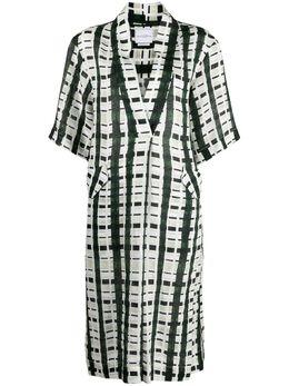 Ballantyne платье-трапеция с узором тартан SLD124KLI00