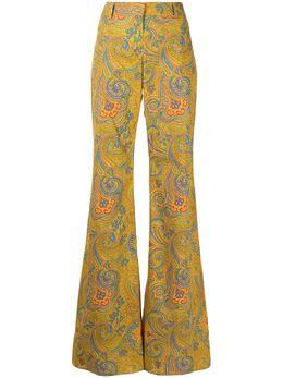 Alexis брюки Salima с цветочным принтом A12106056986