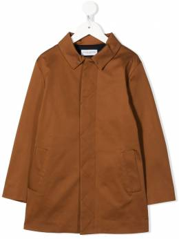 Paolo Pecora Kids concealed-fastening jacket PP2730