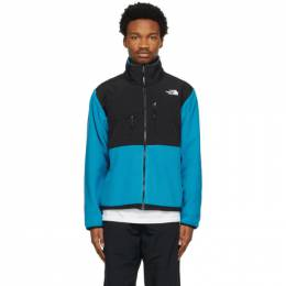 The North Face Blue 95 Retro Denali Zip-Up Jacket NF0A3XCD