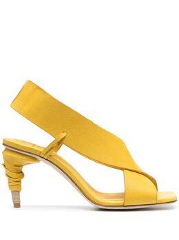 Officine Creative босоножки на каблуке OCDRAIM003IGNISD765