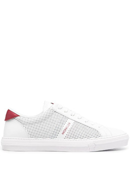Moncler New Monaco perforated sneakers G109A4M7144002SSC