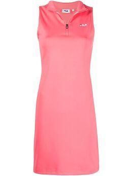 Fila платье мини Ceara с логотипом 688519