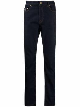 Versace Jeans Couture джинсы кроя слим с вышитым логотипом A2GWA0S460558