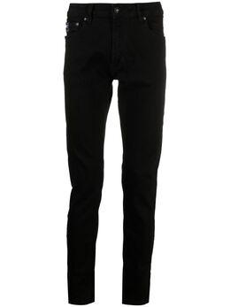 Versace Jeans Couture джинсы кроя слим с вышитым логотипом A2GWA0D460366