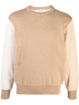 Comme Des Garcons Shirt джемпер со вставками FGN011051
