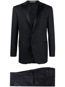 Corneliani вечерний костюм-тройка 8780621117103