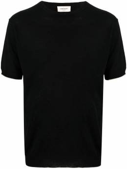 Low Brand футболка с контрастной отделкой L1MSS215680D001