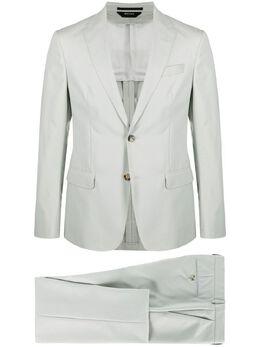 Z Zegna костюм-двойка с однобортным пиджаком 9747442V9AGN