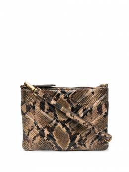 Pinko quilted snakeskin crossbody bag 1P223EY6YCL9K
