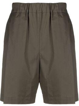 Laneus шорты прямого кроя BRU05CC3