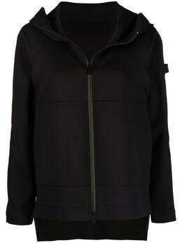 Peuterey куртка с капюшоном и нашивкой-логотипом PED384701191546