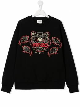 Kenzo Kids толстовка Chinese New Year Tiger K25085