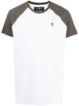 Hydrogen футболка с рукавами реглан 284646