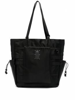MCQ by Alexander McQueen сумка-тоут с нашивкой-логотипом 632596R4C45