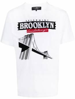 Hydrogen футболка Brooklyn 284617