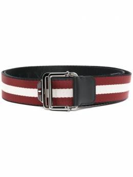 Bally striped belt 6235329
