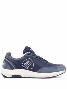 Blauer кроссовки со вставками S1BYRON01NYL