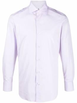 Finamore 1925 Napoli рубашка узкого кроя MILANOC0239