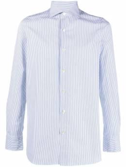 Finamore 1925 Napoli рубашка в полоску 840205C0111