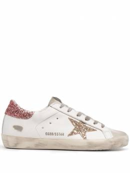 Golden Goose кеды Superstar GWF00101F00101080780