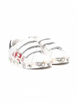 Premiata Kids Andy touch-strap sneakers 209313ANDY