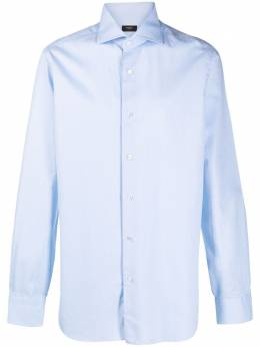 Barba рубашка с заостренным воротником K1U13P01704102U