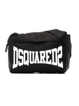Dsquared2 Kids сумка на плечо с логотипом DQ0138D005T