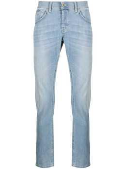 Dondup прямые джинсы средней посадки UP232DS0296UBB7