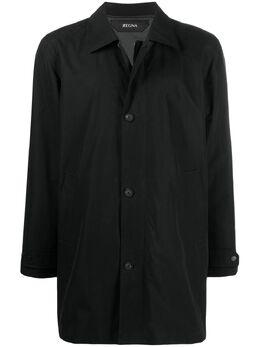 Z Zegna однобортное пальто VW034ZZ215