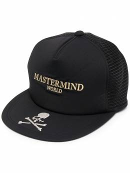 Mastermind World embroidered logo cap MW21S06CA001603