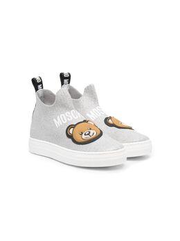 Moschino Kids кроссовки Teddy Bear 67505