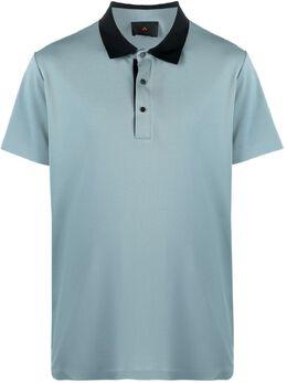 Peuterey рубашка поло с контрастным воротником PEU390099011995