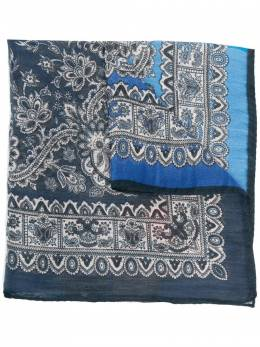 Etro gradient paisley scarf 1T1995087