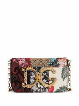 Dolce&Gabbana DG Girls patchwork bag BB6885A8M82