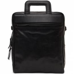 Marsell Black Strato Backpack MB0388 156