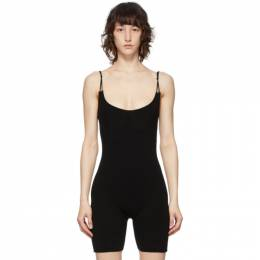 Jacquemus Black Le Body Short Bodysuit 211KN37-211 208990