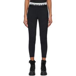 Moncler Black Logo Sport Leggings G10938H74310899A6