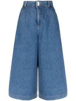 Liu Jo широкие джинсы с завышенной талией UA1148D4605