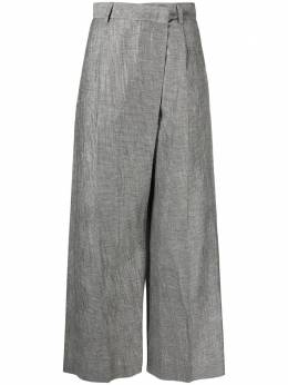 Tela широкие брюки с запахом 148020010147