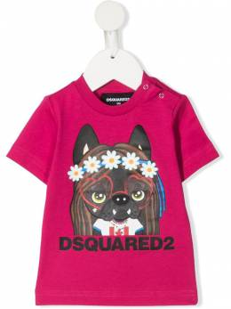 Dsquared2 Kids dog-print T-shirt DQ0170D00MM