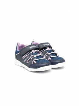 Geox Kids кроссовки Runner с сетчатыми вставками B15H8F0CE14