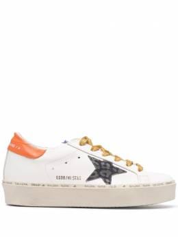 Golden Goose кеды Hi Star GWF00118F00021680242