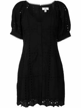 We Are Kindred платье мини Sara с вышивкой KIN1761B