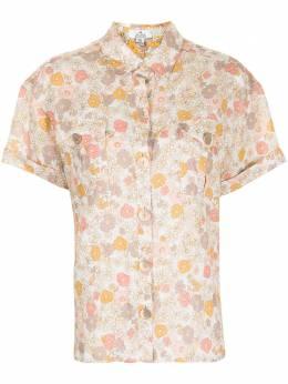 We Are Kindred рубашка Marly в стиле милитари с цветочным принтом KIN1753D