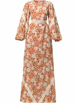 We Are Kindred платье макси Pia с цветочным принтом KIN1749B