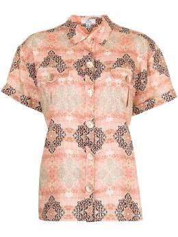 We Are Kindred рубашка Marly с принтом KIN1753R