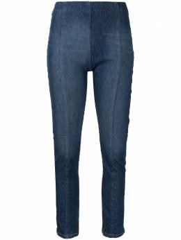 Manning Cartell брюки кроя слим 30722BLUD
