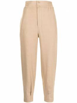Manning Cartell зауженные брюки с завышенной талией 30727BRNL