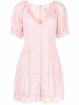 We Are Kindred платье мини Sara с вышивкой KIN1761L